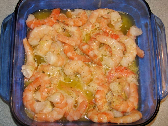 15-Minute Meal – Easy Baked Shrimp Scampi | French Twisted Woman