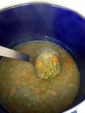 split pea soup day life 1